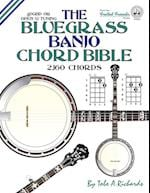 The Bluegrass Banjo Chord Bible: Open G Tuning 2,160 Chords
