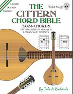 The Cittern Chord Bible: Fifths, Irish and Modal G Longscale Tunings 3,024 Chords