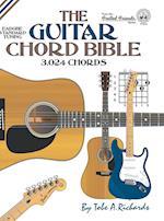 The Guitar Chord Bible af Tobe A. Richards