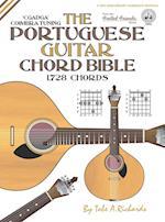 The Portuguese Guitar Chord Bible: Coimbra Tuning 1,728 Chords