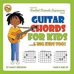 Guitar Chords for Kids...& Big Kids Too! af Nancy Eriksson