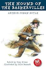 Hound of the Baskervilles, The af Arthur Conan Doyle, Tony Evans, Felix Bennett
