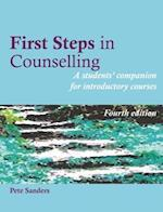 First Steps in Counselling (Steps in Counselling Series)