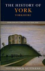 The History of York