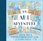 An Art Adventure Around the National Galleries of Scotland af Eilidh Muldoon
