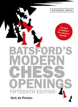 Batsford's Modern Chess Openings