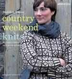 Country Weekend Knits af Madeline Weston
