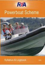 RYA Powerboat Scheme Syllabus and Logbook