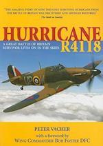 Hurricane R4118 af Peter Vacher