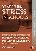 Stop the Stress in Schools