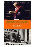 Ballot Box to Jury Box
