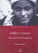 Selfless Cinema? af Sarah Cooper