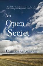 Open Secret af Carlos Gamerro
