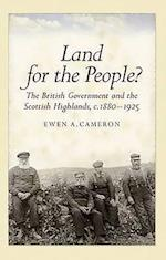 Land for the People?