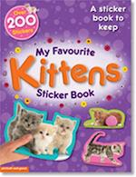 My Favourite Kittens Sticker Book (My Favourite Sticker Books)