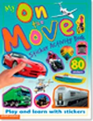 My Sticker Activity Books: On the Move