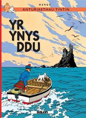 Cyfres Anturiaethau Tintin: Yr Ynys Ddu