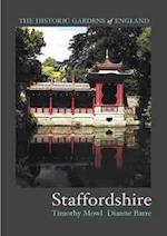 Gardens of Staffordshire af Timothy Mowl, Dianne Barre