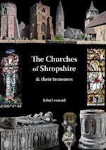 Churches of Shropshire & Their Treasures