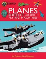 Planes, Rockets And Other Flying Machines af Nick Hewetson, Ian Graham