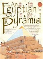An Egyptian Pyramid af Jacqueline Morley, Mark Bergin, John James