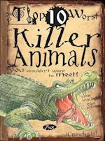 Killer Animals af Fiona MacDonald, David Antram