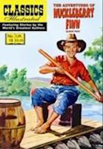Adventures of Huckleberry Finn, The (Classics Illustrated, nr. 19)