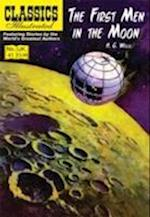 The First Men in the Moon (Classics Illustrated, nr. 41)