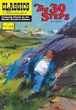 The 39 Steps af John Buchan