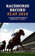 Racehorse Record Flat
