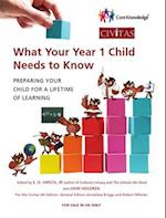 What Your Year 1 Child Needs to Know (Core Knowledge UK, nr. 1)