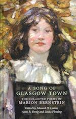 A Song of Glasgow Town (Asls Annual Volumes, nr. 42)