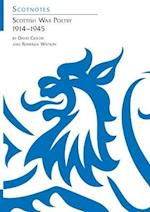 Scottish War Poetry 1914-1945 (Scotnotes Study Guides)