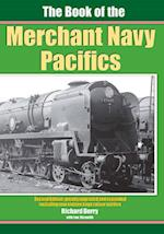 The Book of the Merchant Navy Pacifics (Book of Series)