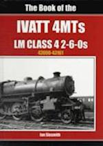 The Book of the Ivatt 4MTS (Book of Series)