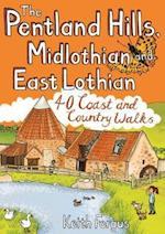 The Pentland Hills, Midlothian and East Lothian