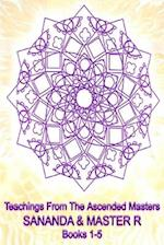 Teachings from the Ascended Masters Books 1-5