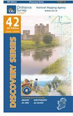 Meath, Westmeath (Irish Discovery Series, nr. 42)