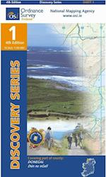Donegal (NW) (Irish Discovery Series, nr. 1)