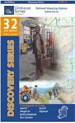 Mayo, Roscommon, Sligo (Irish Discovery Series, nr. 32)