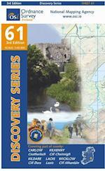 Carlow, Kildare. Kilkenny, Laois, Wicklow (Irish Discovery Series, nr. 61)