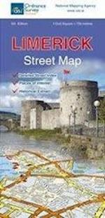 Limerick (Irish Street Maps)