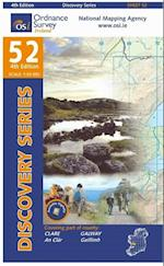 Clare, Galway (Irish Discovery Series, nr. 51)