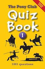 Pony Club Quiz Book