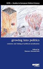 Growing into Politics af Simone Abendschon
