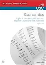IB Economics: Paper 3 Numerical Questions Higher Level af George Graves
