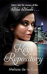 Keys To The Repository (Blue Bloods, nr. 9)
