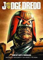 Judge Dredd Tour of Duty af John Wagner