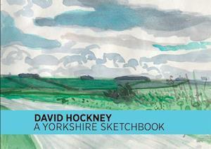 Bog hardback A Yorkshire Sketchbook af David Hockney