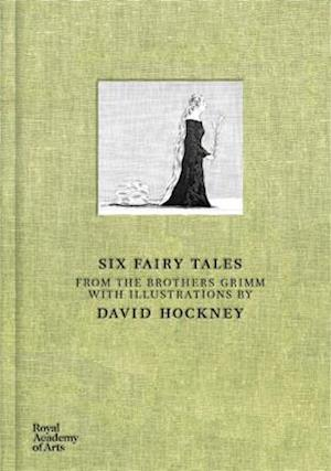 Bog hardback Six Fairy Tales from the Brothers Grimm af David Hockney